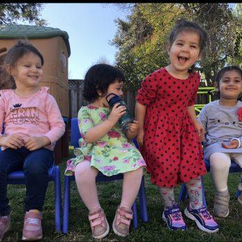 popsicle-land-childcare-girls-friends-outsite-playground-santa-clara-bay-area
